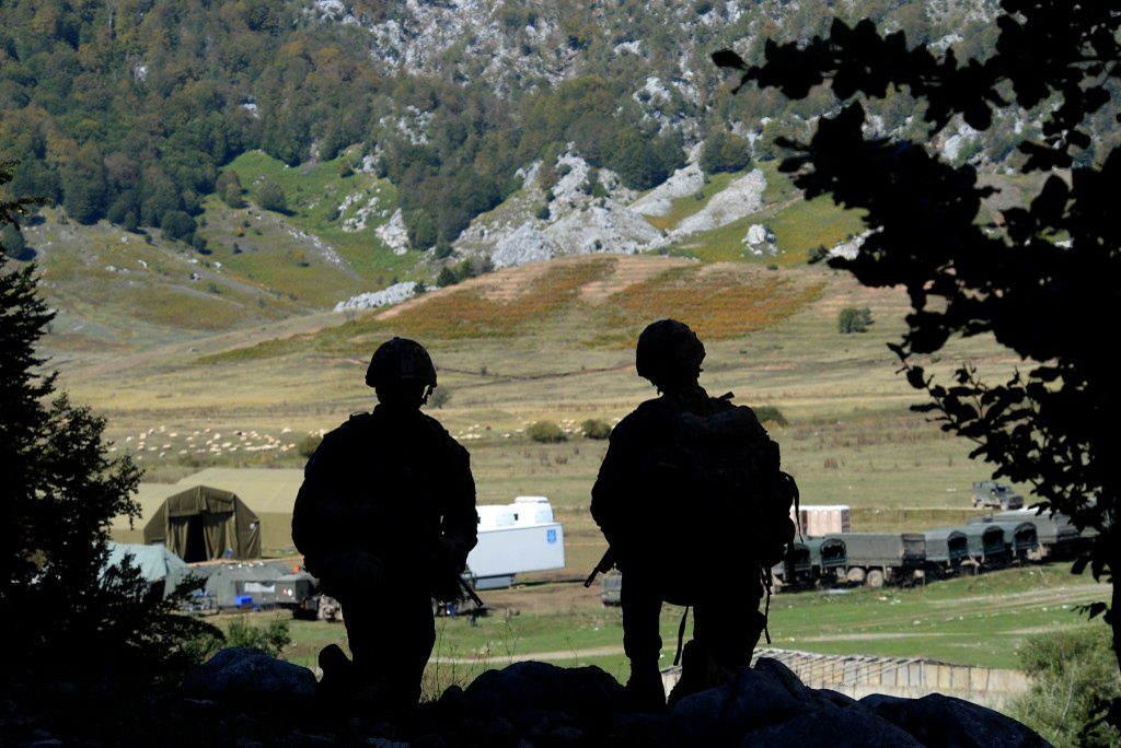 Marines return to Albania for Ex Dragon Hammer