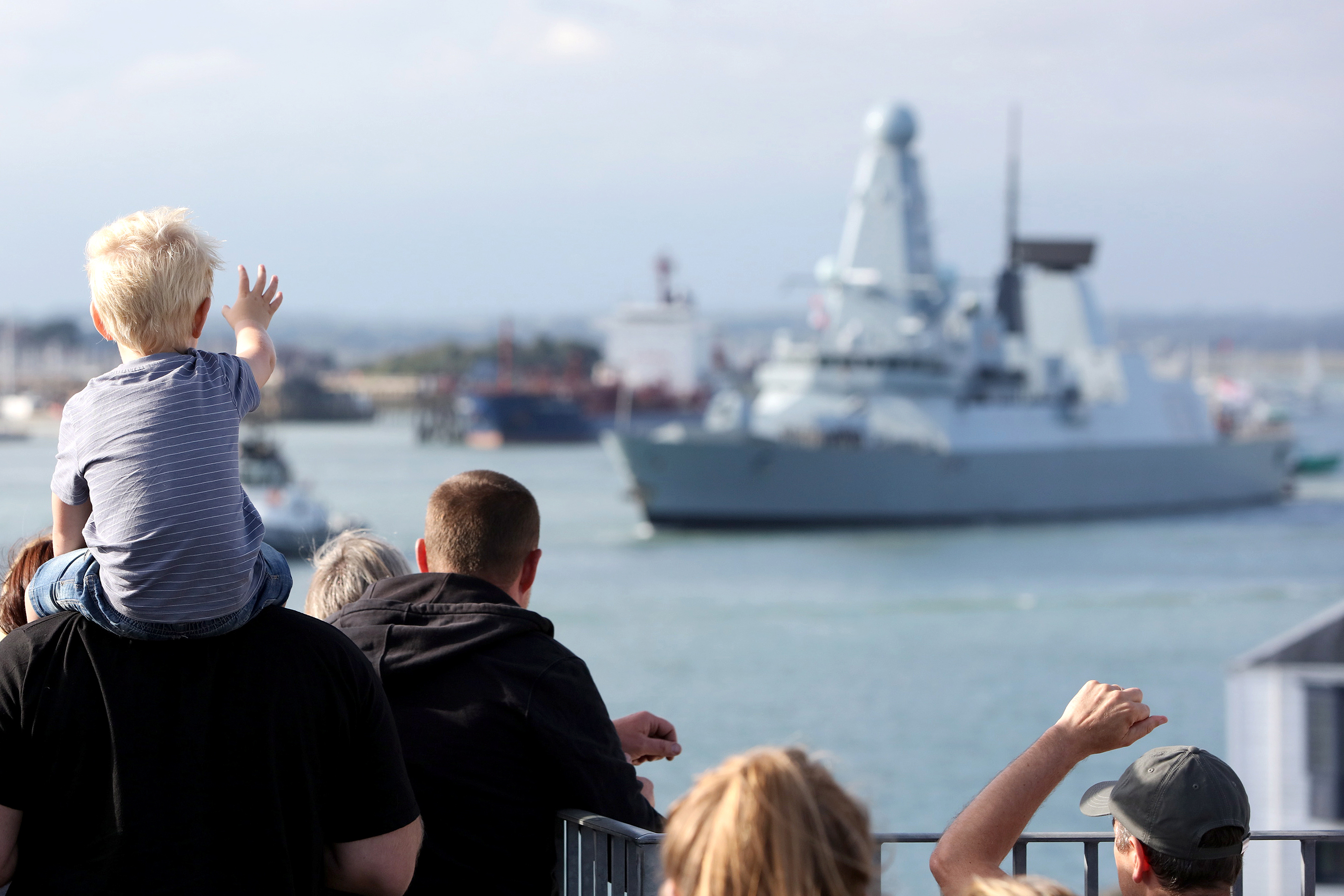HMS Diamond deploys to Mediterranean to help tackle arms trafficking