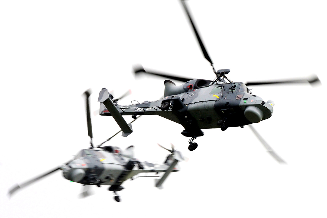 Yeovilton pulls out all the stops for Air Day extravaganza