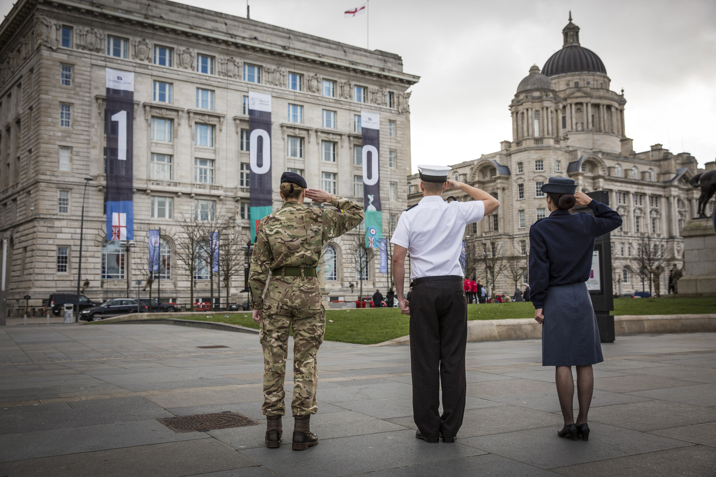 100 days to Armed Forces Day