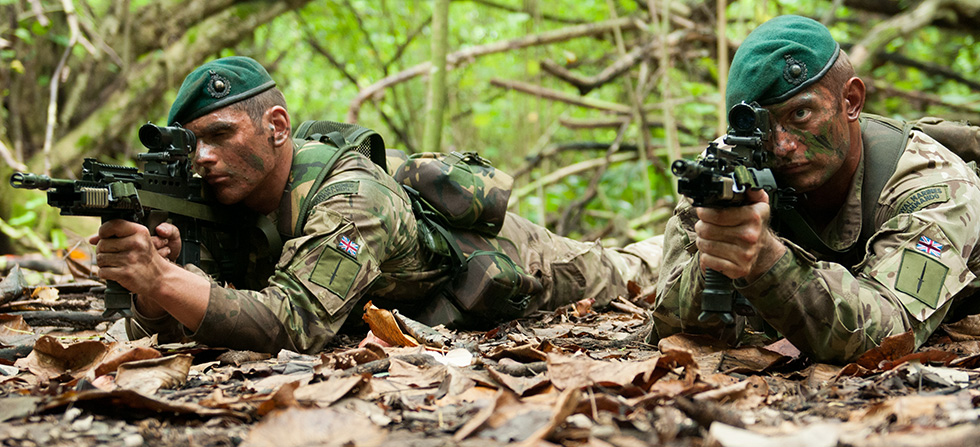 how to join the royal marine commandos