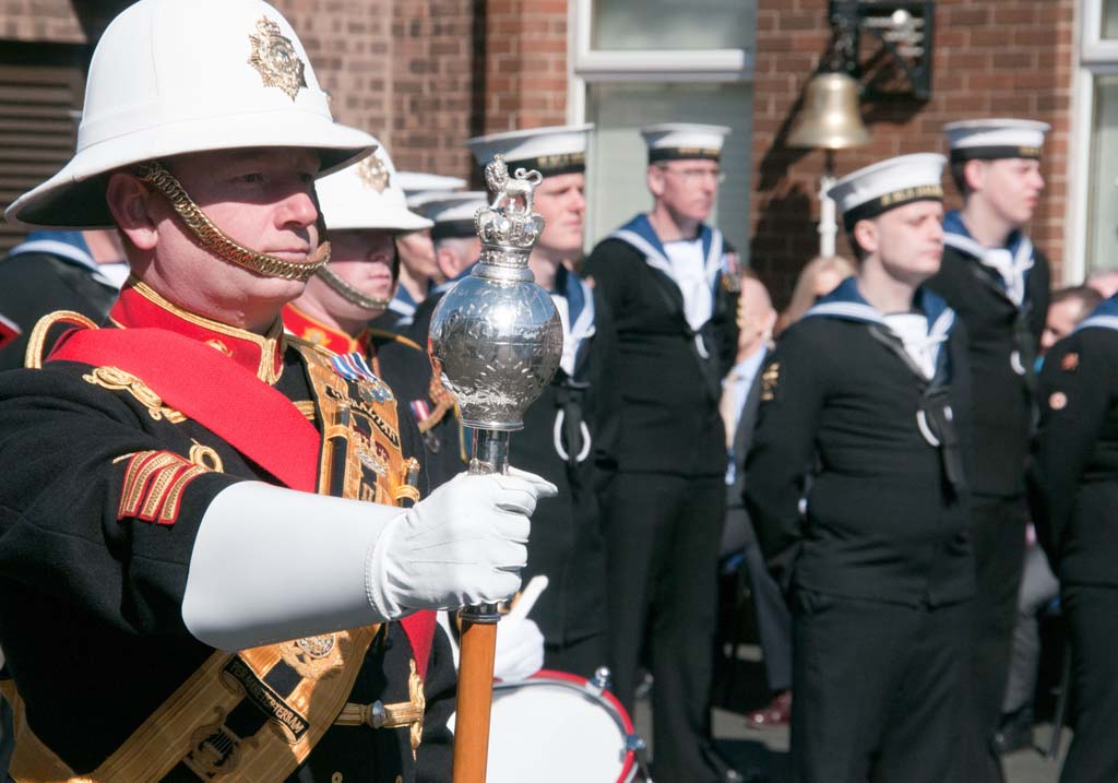 Royal Navy returns to Glasgow after 20 year absence