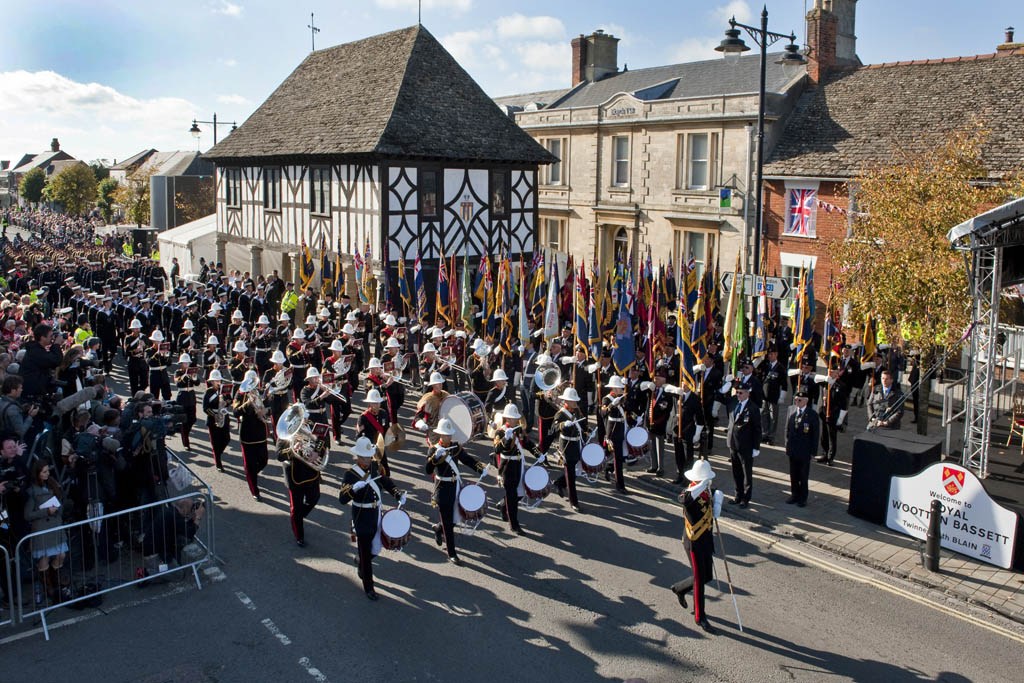 Royal Recognition for Wootton Bassett