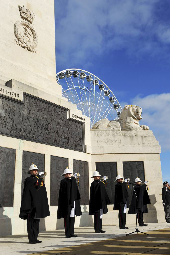 Plymouth Remembers