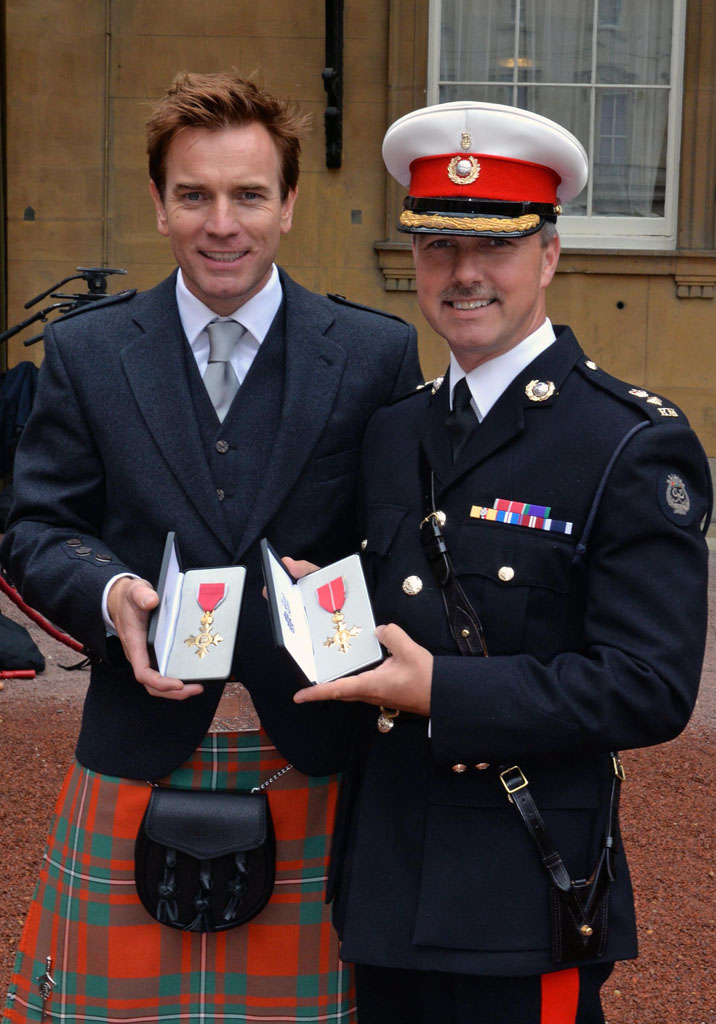 OBE for top military musician