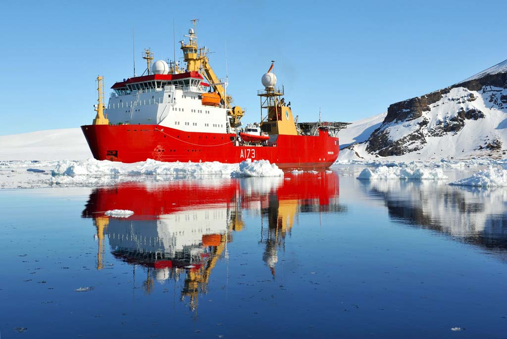 HMS Protector achieves engineering award for excellence