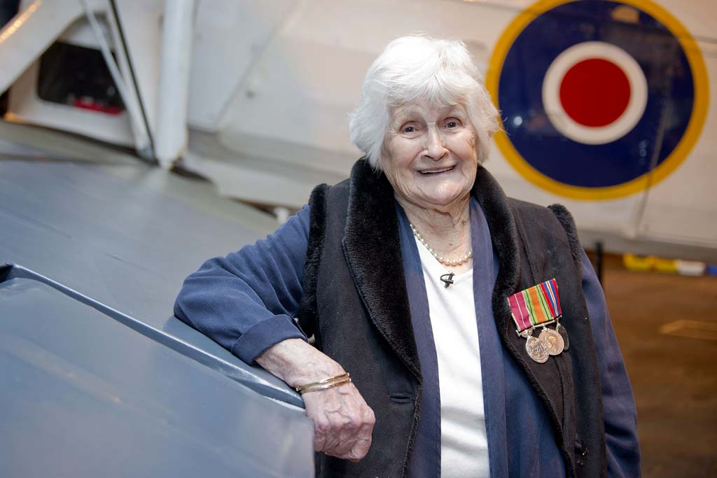 92 year old wren flies down memory lane with the fleet air arm