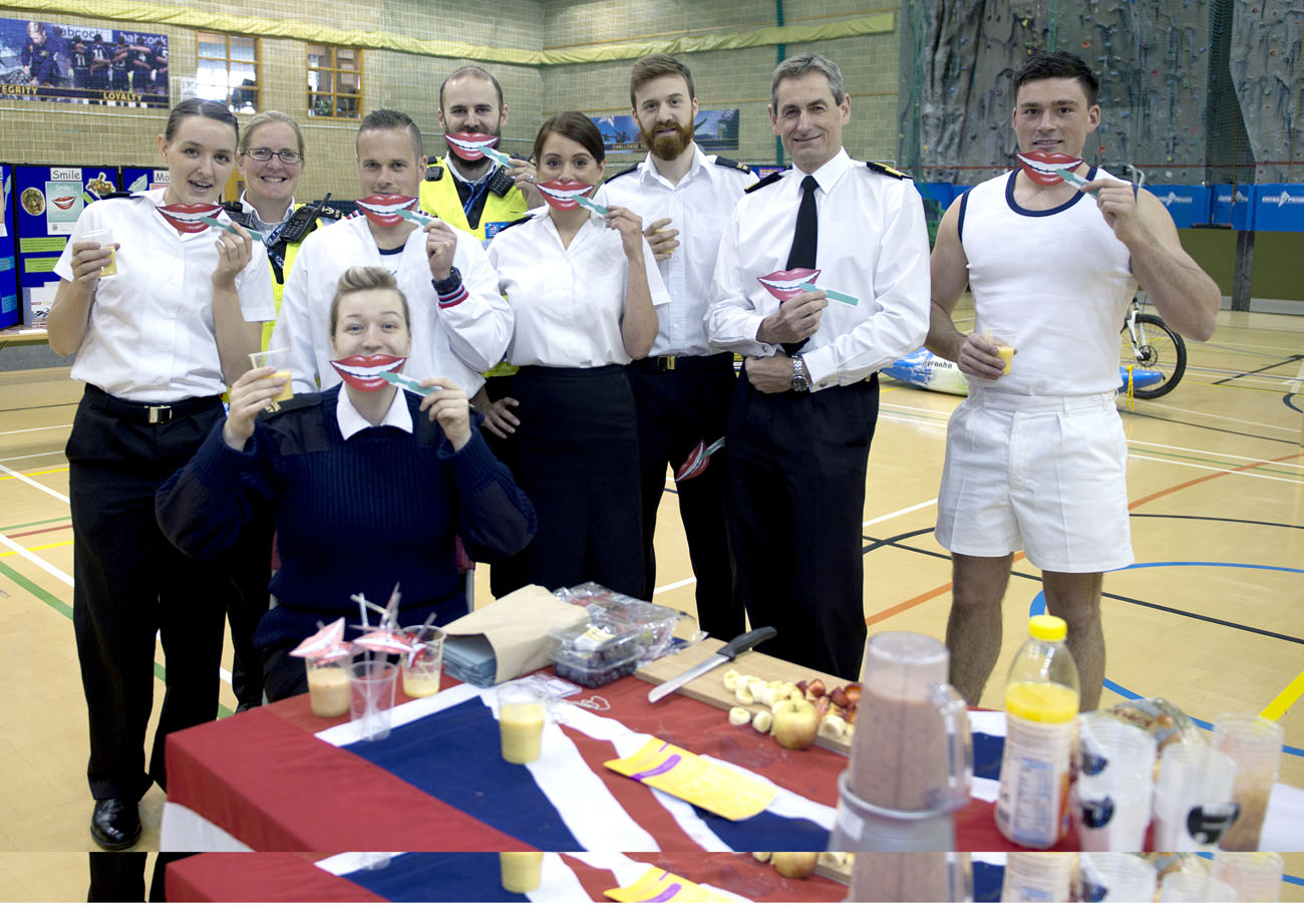 Plymouth-based sailors enjoy healthy lifestyle event