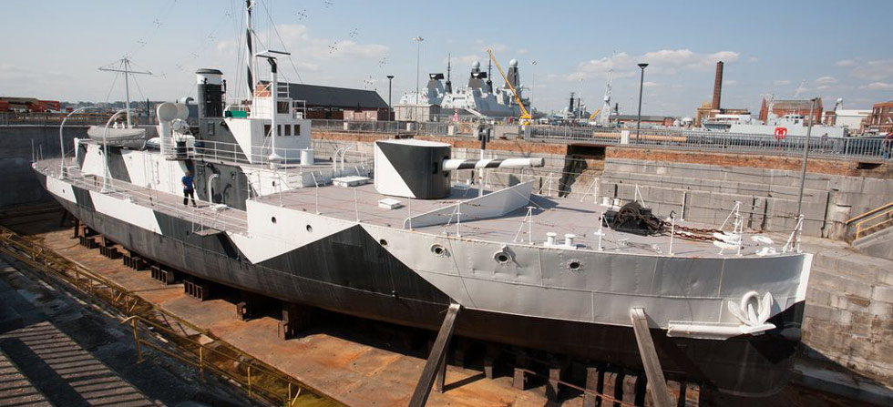 Gallipoli gunboat to open to the public