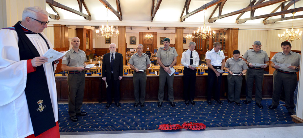 Service marks 100th anniversary of Naval tragedy