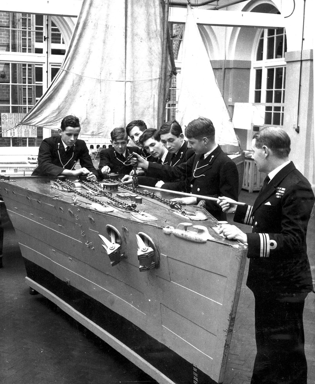 Heritage lottery fund supports Naval College oral history