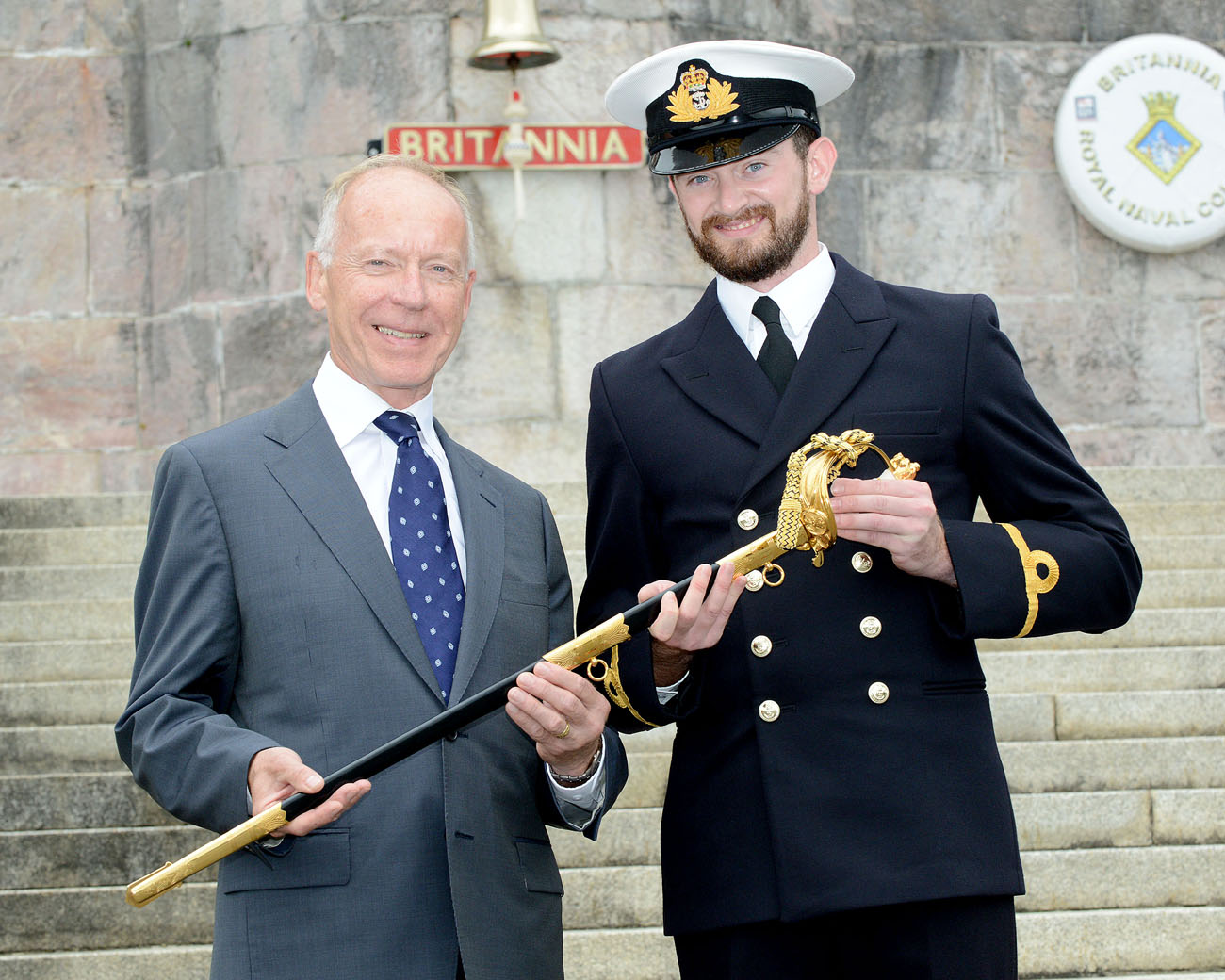 Young Officer of the Year prize for Liverpool Reservist