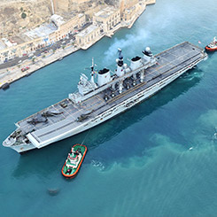 FREE FAMILY FUNDAY Royal Navy HMS Illustrious